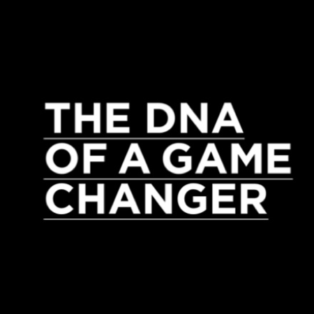Disruption by being a game changer and not just a fast follower