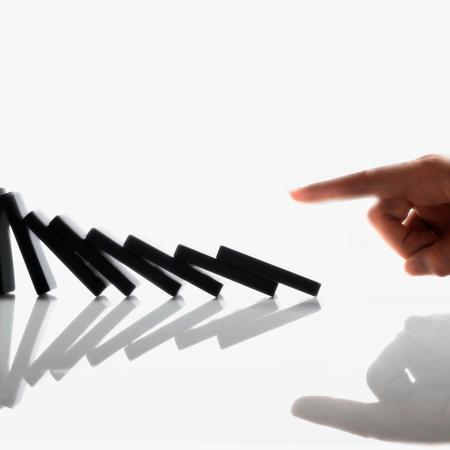 Risk Management must be staged
