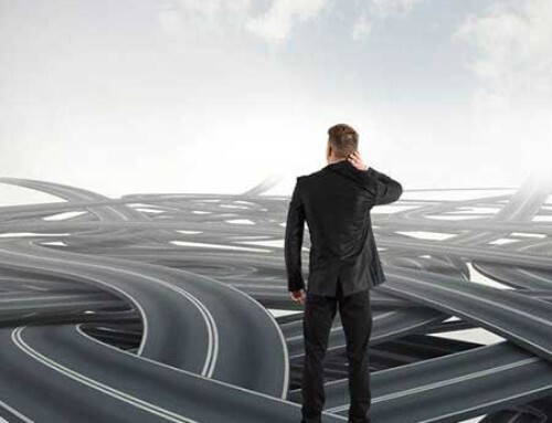 The five obstructions of digital transformation